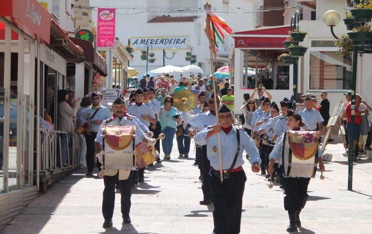 Desfile de Fanfarras