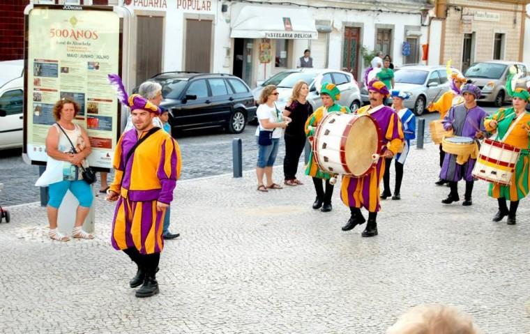 Comemorações dos 500 Anos do Foral de Alcochete